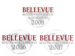 Bellevue best property agents 2006, 2007 and 2008